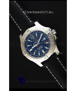 Breitling Chronometre COLT 41 Blue Dial Swiss Automatic Replica Watch