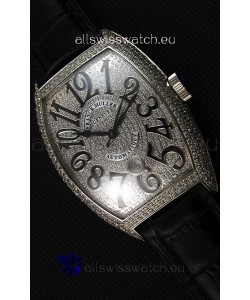 Franck Muller Casablanca Automatique 8880 1:1 Ultimate Mirror with Diamonds