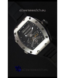 Richard Mille RM069 Tourbillon Erotic Stainless Steel Case Replica Watch