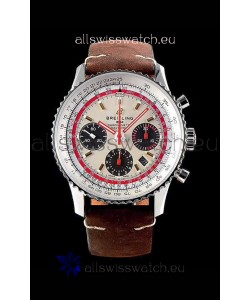 Breitling Navitimer 1 B01 Chronograph TWA Edition 43MM - 904L 1:1 Mirror Replica Watch