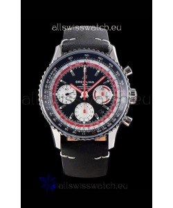 Breitling Navitimer 1 B01 Chronograph SWISSAIR Edition 43MM - 904L 1:1 Mirror Replica Watch