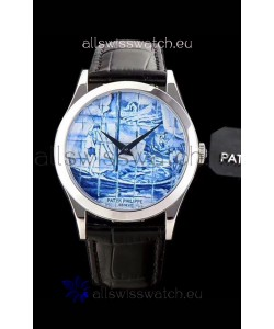 """Patek Philippe 5089G-062 """"The Barge"""" Edition Swiss 1:1 Mirror Replica Watch"""
