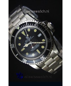 Rolex Sea Dweller Double Red 1665 Vintage Edition Swiss Watch 1:1 Mirror Replica Edition