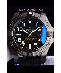 Breitling Avenger II Seawolf Airblack Swiss Replica Watch 1:1 Ultimate Swiss Replica Watch