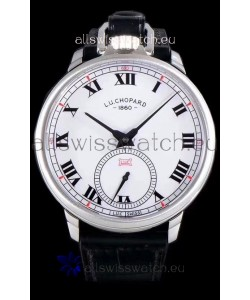 Chopard Louis-Ulysse The Tribute Stainless Steel White Dial Swiss Watch