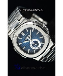 Patek Philippe Nautilus 5726A 1:1 Mirror Swiss Watch Blue Dial