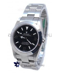 Rolex Explorer I Steel Japanese Replica Watch - 43MM