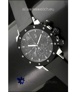 Jacob and Co EPIC II Swiss Watch in Black