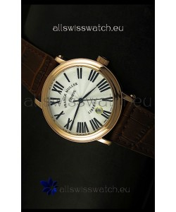 Franck Muller Master of Complications Liberty Japanese Watch in Black Numerals