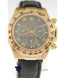 Rolex Daytona Gold Japanese Replica Watch