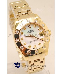 Rolex Datejust Pearlmaster Japanese Replica Watch
