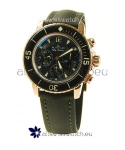 Blancpain Fifty Fathoms Flyback ChronographSwiss Watch
