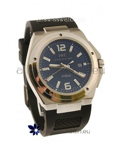 IWC Ingenieur Automatic Japanese Watch in Black Dial