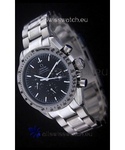 Omega Speedmaster Professional Watch in Black Dial