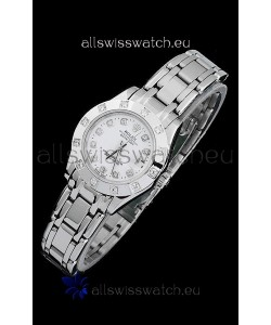Rolex Datejust Ladies Swiss Replica Ladies Watch in Diamond Markers