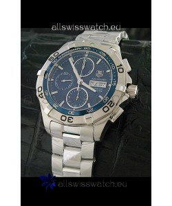 Tag Heuer Aquaracer Swiss Automatic Watch in Black Dial