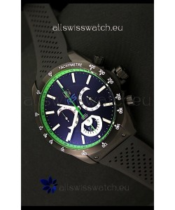 Tag Heuer Grand Carrera RS Japanese Replica Chronometer PVD Watch