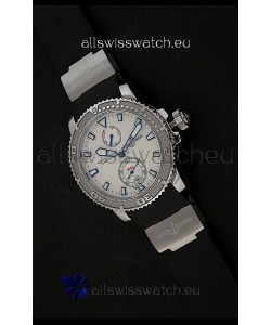 Ulysse Nardin Maxi Marine Diver Swiss Watch in White Dial