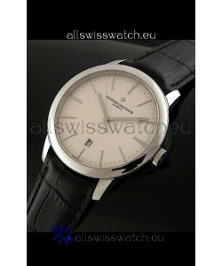 Vacheron Constantin Geneve Automatic Swiss Watch in White Dial