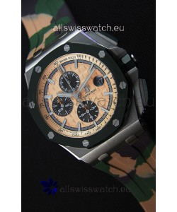 Audemars Piguet Royal Oak Offshore Chronograph CAMO Edition 1:1 Replica Watch