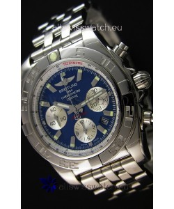 Breitling Chronomat B01 Blue Dial Swiss Replica Watch 1:1 Mirror Replica Edition