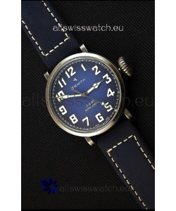 Zenith Pilot Type 20 Extra Special Blue Dial Swiss Replica Watch 40MM
