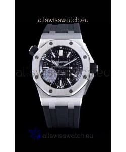 Audemars Piguet Royal Oak Offshore Diver 904L Steel 1:1 Mirror Replica Watch