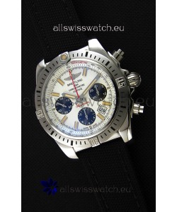 Breitling Chronomat Airborne White Dial 1:1 Mirror Replica Watch