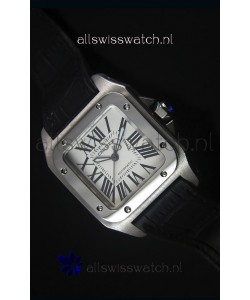 Cartier Santos 100 42MM Swiss Casing Watch with Japanese Movement