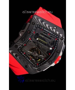Richard Mille RM70-01 Carbon Case Swiss Replica Watch