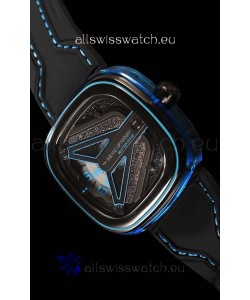 Seven Friday M3/01 Spaceship with Original Miyota Movement - 1:1 Mirror Quality
