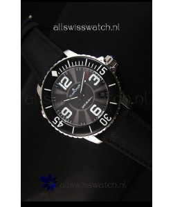 Blancpain 500 Phatoms Special Edition Swiss Replica Watch in Black Dial