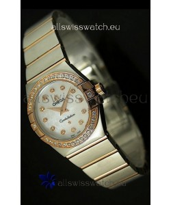 Omega Constellation Double Eagle Edition Ladies Replica Watch