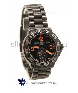 Tag Heuer Professional Formula 1 Japanese Replica Watch in Orange Markers