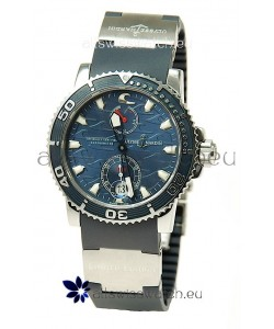 Ulysse Nardin Maxi Marine Chronometer Swiss Replica Watch