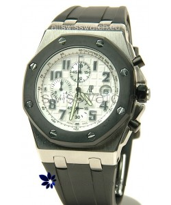 Audemars Piguet Royal Oak Offshore End of Days Japanese Watch in Grey Markers