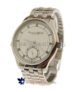 IWC Portugese Automatic Japanese Replica Watch in White Dial