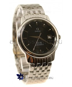 Omega Co-Axial Deville Japanese Steel Watch