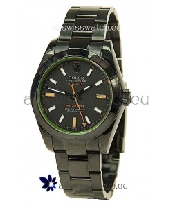 Rolex Milgauss Pro Hunter Edition Japanese Replica Watch