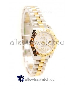 Rolex DateJust - Two Tone Lady Watch