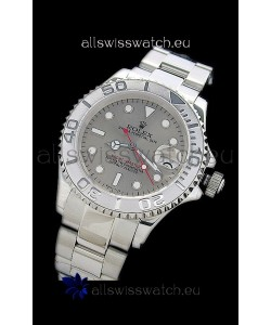 Rolex YachtmasterSwiss Replica Watch in Silver Dial