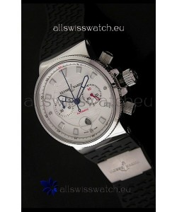 Ulysse Nardin No.308 Swiss Watch in Steel