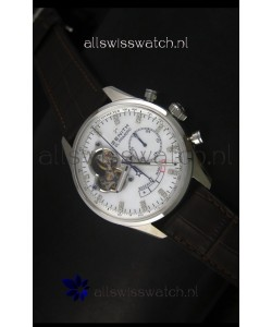 Zenith El Primero Chronomaster Handwind Power Reserve 42MM Replica Watch White Dial