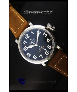 Zenith Pilot Type 20 Extra Special Swiss Replica Watch in Stainless Steel